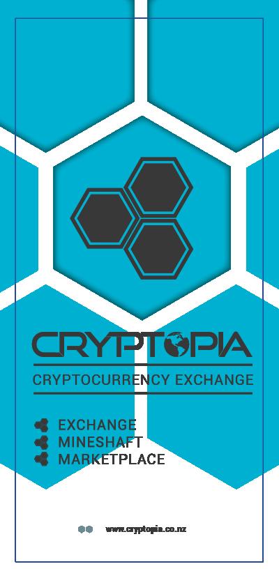 Cryptopia Banner